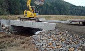 SR 101 W Jefferson County Remove Fish Barrier