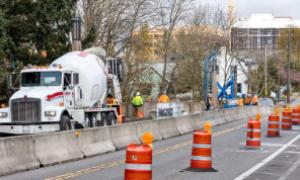Cowen Park Bridge Seismic Retrofit